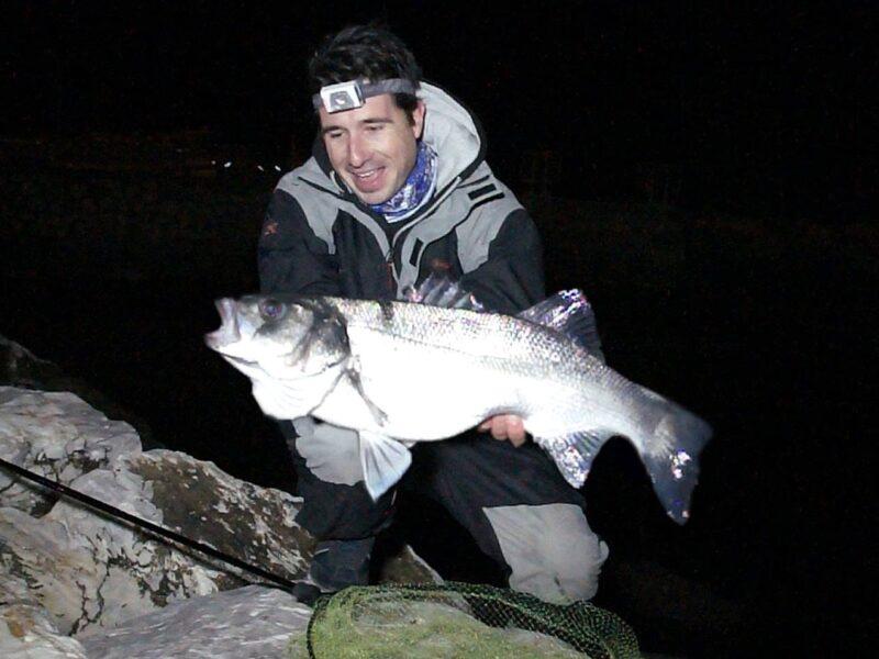 Corsi pratico/teorici di pesca dalla riva